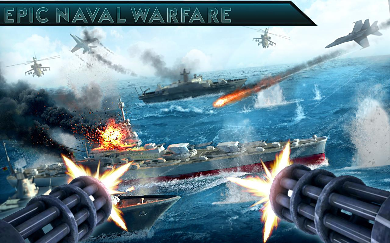 NAVY SURGICAL STRIKE WAR Screenshot