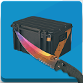 Game Knife Case Opener APK for Kindle
