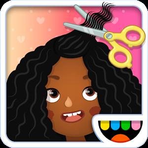 Toca Hair Salon 3 New App on Andriod - Use on PC