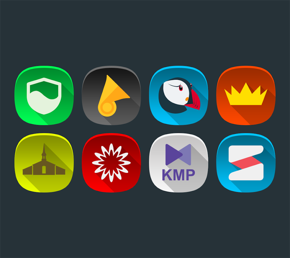 Annabelle UI - Icon Pack Screenshot 3