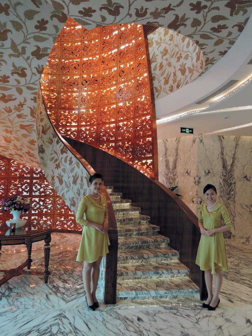 The Reverie Saigon Spa