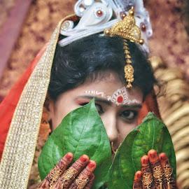 Ritu by Joy Halder - Wedding Bride ( joy halder )