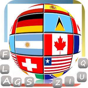 Countries Flags Quiz - Master