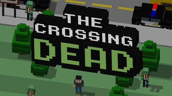 The Crossing Dead: Crossy Zombie Apocalypse Road for pc