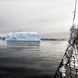 by Kristinn Gudlaugsson - Landscapes Travel ( ice, dag 10 grønland )