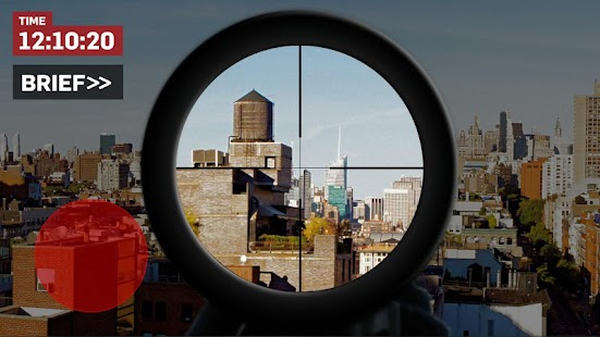 Sniper Hitman- screenshot thumbnail