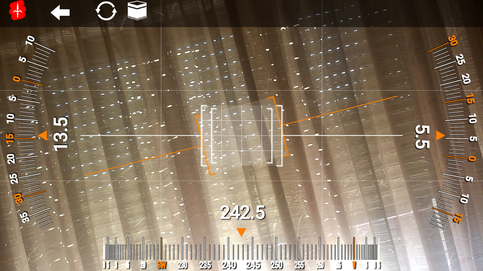 AndroiTS Compass Pro Screenshot 5