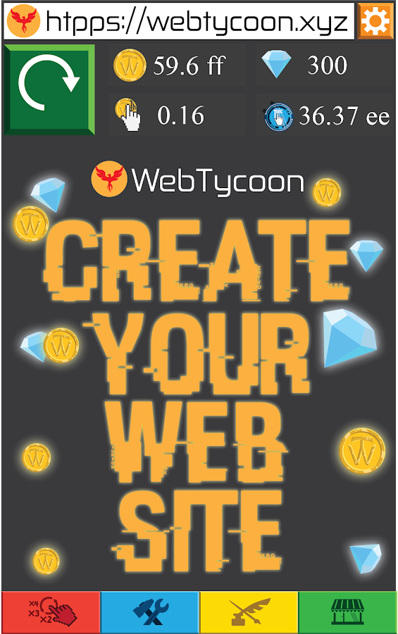 Web Tycoon Screenshot 3