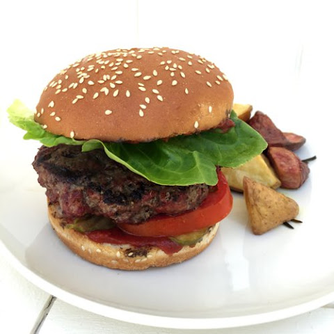 Tender, Juicy Grilled Burgers