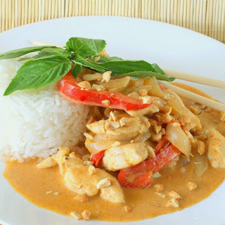 Panang Curry Peanut Recipes