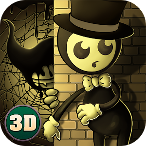 Hello Bendy Machine Five Horror Night Online PC (Windows / MAC)