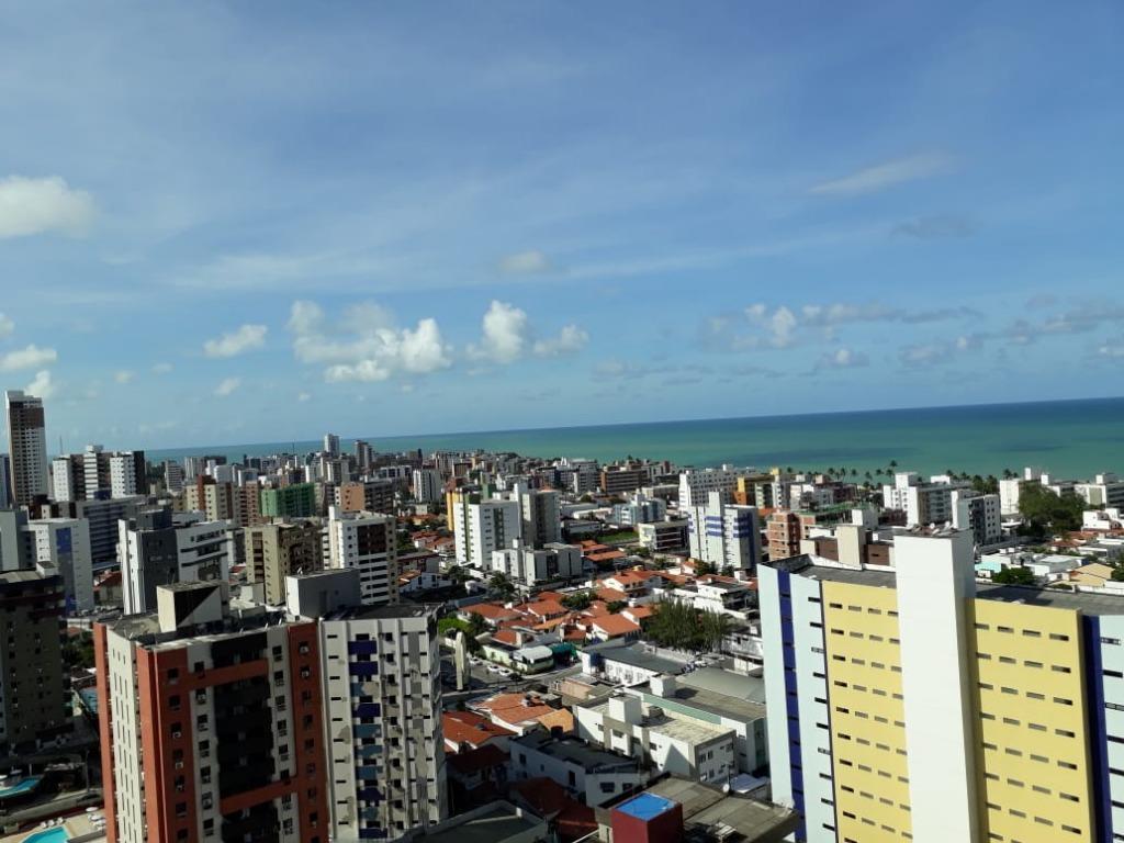 Apartamento com 2 dormitórios à venda, 69 m² por R$ 299.000 - Bessa - João Pessoa/PB