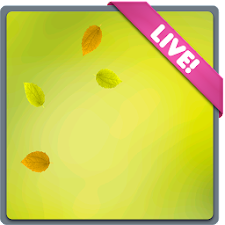 Leaves Live Wallpaper