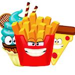 Swap Fries Icon