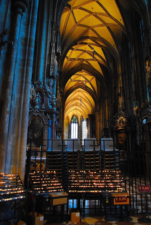 St. Stephen's Cathedral~ Vienna, Austria ~ Summer 2018 by Ray Anthony Di Greco - Buildings & Architecture Public & Historical ( place of worship )