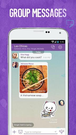 Viber Messages & Calls Guide screenshot 5