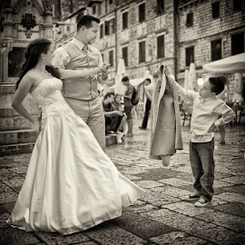 by Albin Bezjak - Wedding Reception