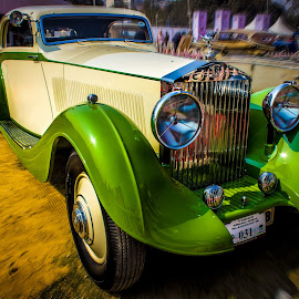 by Nikhil Mace - Transportation Automobiles ( car, vintage, transport, cars )