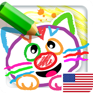 Drawing for Kids Learning Games for Toddlers age 3 For PC / Windows 7/8/10 / Mac – Free Download