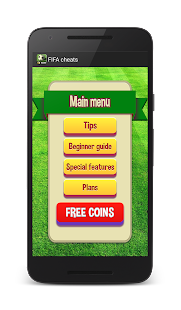 Game Cheats for FIFA mobile apk for kindle fire