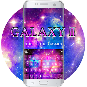 Galaxy2 Starry Keyboard Themes For PC (Windows & MAC)