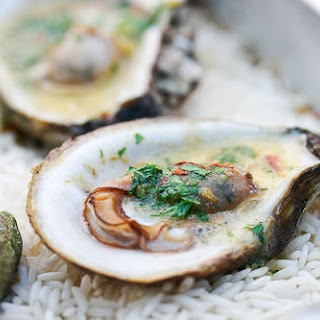 Grilled Oysters Recipes