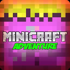 MiniCraft Adventure For PC (Windows / Mac)