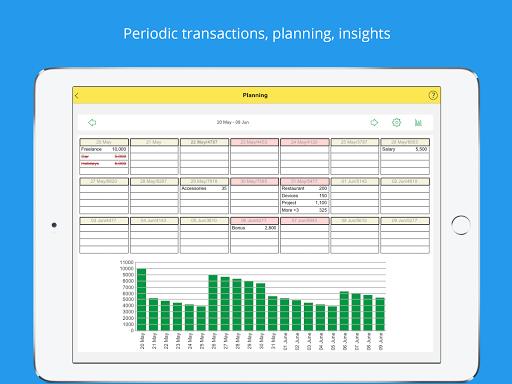 PFinance - Personal Finance - screenshot