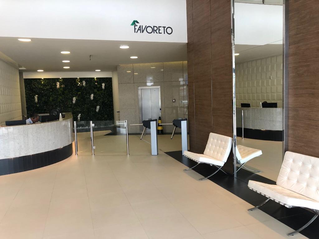 Sala para alugar, 63 m² por R$ 1.150/mês - Jardim Londrilar - Londrina/PR