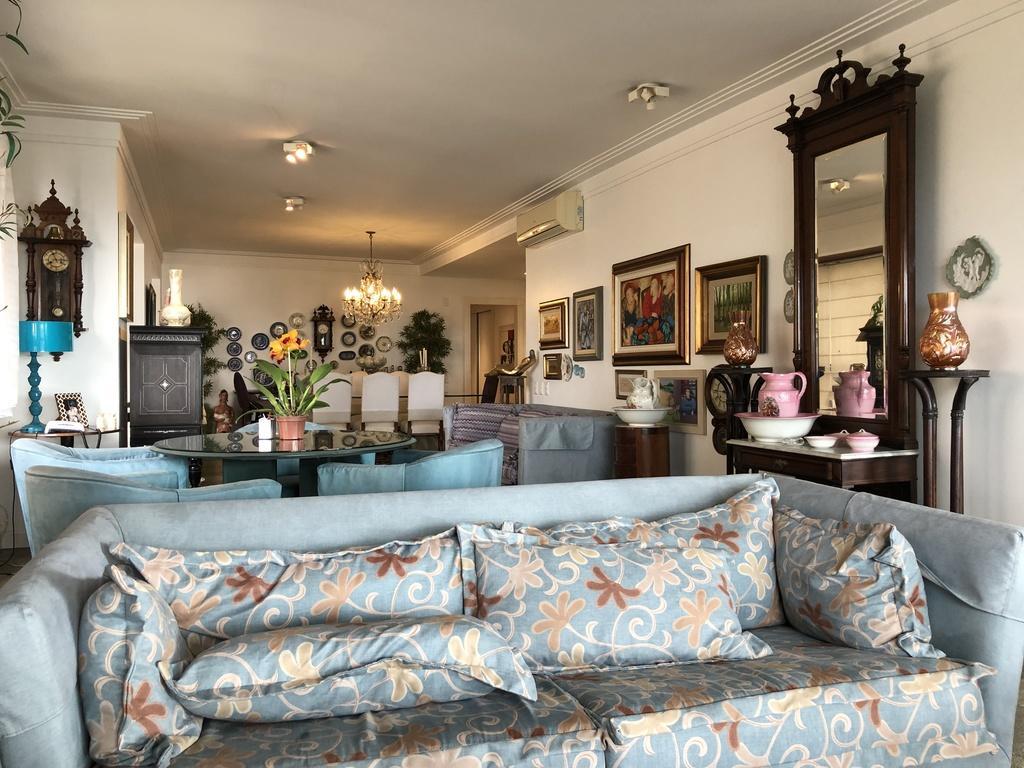 Apartamento com 4 dormitórios para alugar, 371 m² por R$ 10.500,00/mês - Centro - Florianópolis/SC