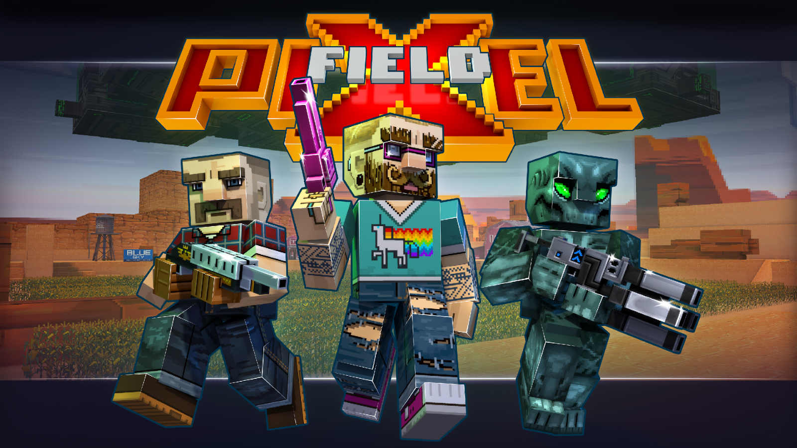 Pixelfield Screenshot 10