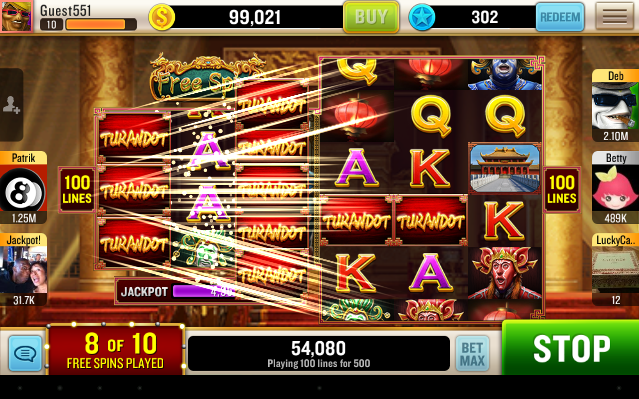 Slots - Vegas Party 3D Free! Screenshot 17