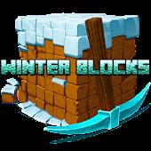 Winter Blocks APK for Bluestacks