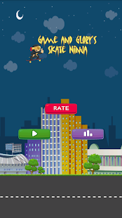 Skate Ninja - screenshot
