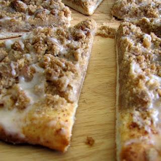 Cinnamon Dessert Pizza Brown Sugar Recipes