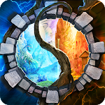 ? Hidden Numbers: Twisted Worlds Icon