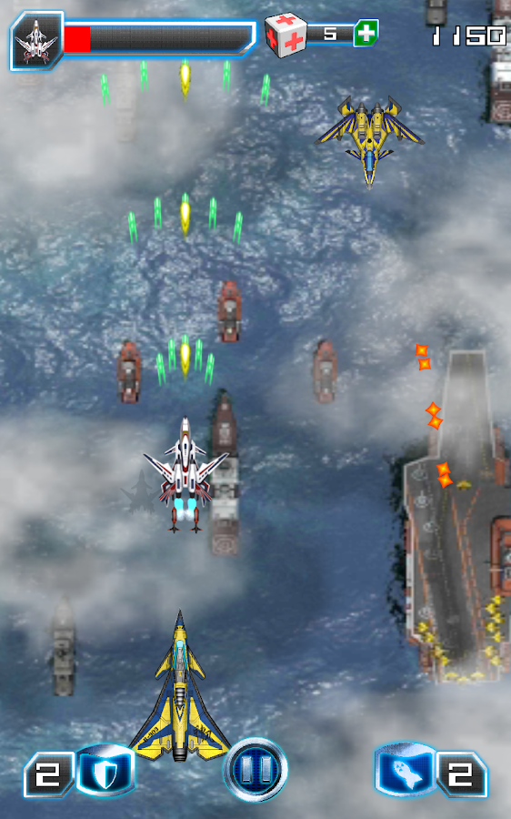 Sky Invasion Screenshot 8