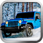 Off-Road: Winter Forest Icon