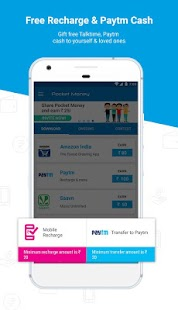 App Free Mobile Recharge & Paytm Cash 2.2.1 APK for iPhone