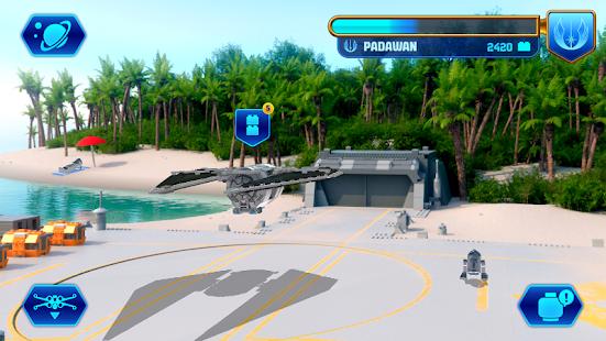 LEGO® Star Wars™ Force Builder APK for Bluestacks