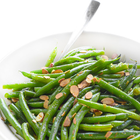 5-Ingredient Sesame Ginger Green Beans