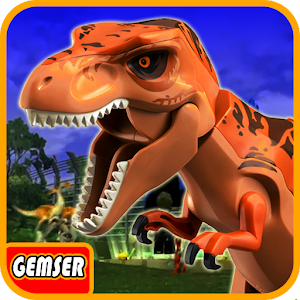 Gemser LEGO Jurassic Dino for Android