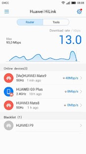 Huawei HiLink (Mobile WiFi) APK for Bluestacks