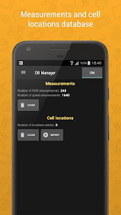 App Cell Signal Monitor - mobile networks monitoring APK for Kindle