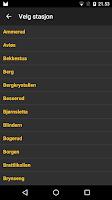 Screenshot of Oslo Metro (Free)