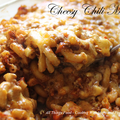 Cheesy Chili Mac or Goulash
