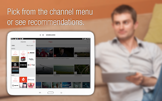 Screenshot of Flipps HD - Movies, Music & TV
