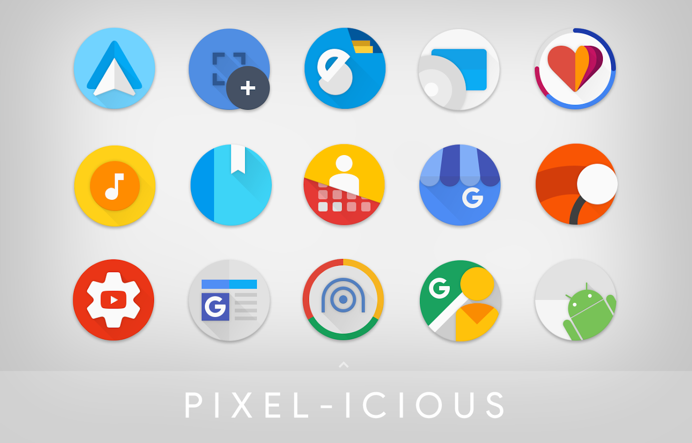 PIXELICIOUS ICON PACK Screenshot 4