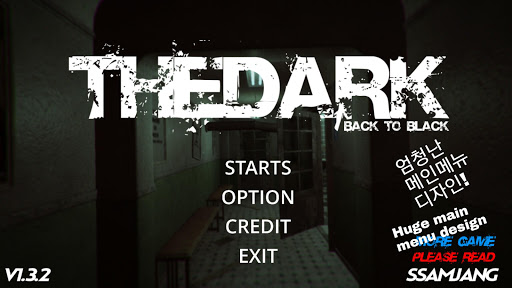 THE DARK - BACK TO BLACK - screenshot