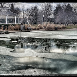 by Arie Shively - City,  Street & Park  City Parks